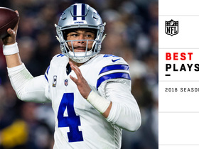 Dak Prescott's best plays | 2018 season