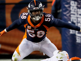 McGinest: Von has opportunity to break all-time sack record