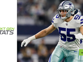 Next Gen Stats: Highest tackle rate in 2018 season