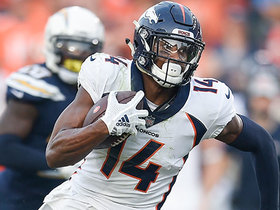 Reggie Wayne explains why Courtland Sutton will have a breakout season in 2019