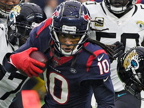 Reggie Wayne breaks down what separates DeAndre Hopkins from other elite WRs