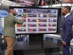 Reggie Wayne predicts every result on Rams' 2019 schedule