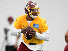 Burleson: Why Dwayne Haskins has best supporting cast in NFC East