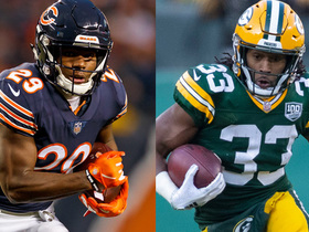 Will a RB group determine the winner of the NFC North?