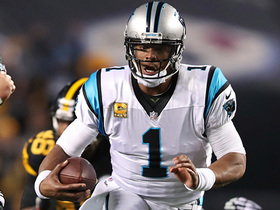 Nate Burleson explains how Cam Newton can get back into 'MVP mode'