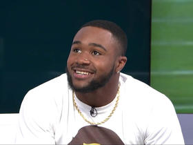 Miles Sanders talks about Eagles RB competition heading into 2019