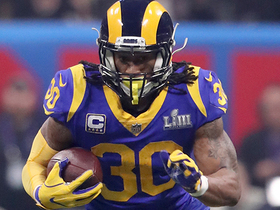 How much of the Rams' success depends on a healthy Todd Gurley?