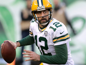 Burleson: 'My eyes are on' Aaron Rodgers and Packers in NFC North