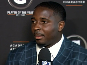 Sony Michel shares how he's mentoring high school players in offseason