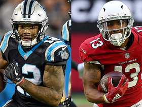 Two second-year WRs primed to break out in 2019
