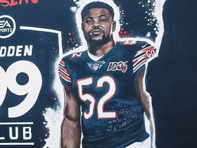 Khalil Mack revealed as third player with 99 rating in 'Madden 20'