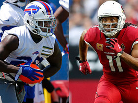 Whose longevity is more impressive: Frank Gore or Larry Fitzgerald?