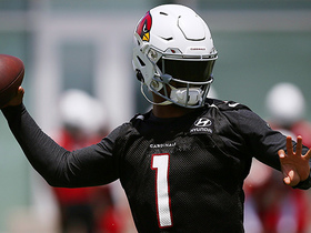 What must Kyler Murray show in training camp?