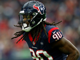 Rapoport: Expect Clowney to sit out 'at least a month' of Texans camp