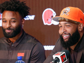 Andre Fluellen explains why Jarvis Landry and Odell Beckham Jr. are best WR duo