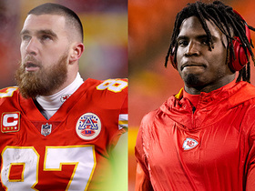 Travis Kelce reacts to NFL's Tyreek Hill ruling