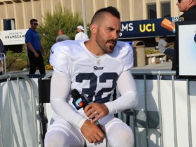 DDFP: Wade Phillips and Eric Weddle at Rams training camp (full show)