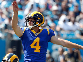 Legatron delivers Rams' first points of 2019 on 49-yard FG