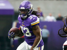 Dalvin Cook escapes to the outside for a 22-yard run