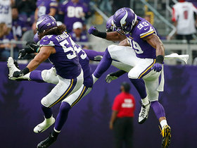 Danielle Hunter delivers pressure on third-down sack