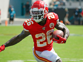 Damien Williams walks in untouched for first TD of season
