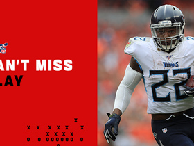 Can't-Miss Play: Derrick Henry takes off for longest career receiving TD