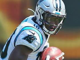 Curtis Samuel slips away from tackle for 16-yard gain
