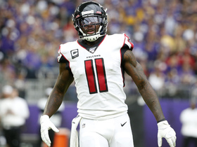 Julio Jones outmuscles Vikings' DB for TD