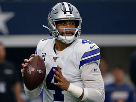 Dak's first pass of 2019 is first-down strike to Cooper
