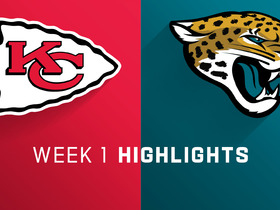 Chiefs vs. Jaguars highlights | Week 1