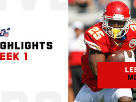 LeSean McCoy's best touches from his Chiefs debut | Week 1