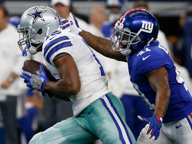 Amari Cooper continues to tear up Giants' secondary for a 45-yard catch