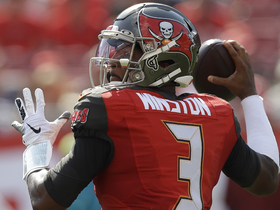 Jameis Winston finds Chris Godwin in traffic for 10-yard TD pass