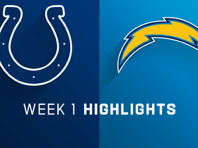 Colts vs. Chargers highlights | Week 1