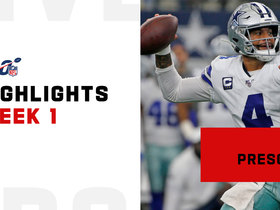 Every TD pass by Dak Prescott vs. Giants | Week 1