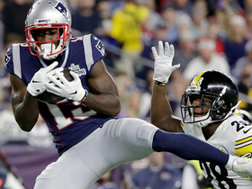 Can't-Miss Play: Phillip Dorsett zooms by Steelers defenders for 58-yard TD