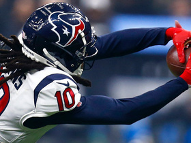 DeAndre Hopkins lays out for clutch third-and-long grab