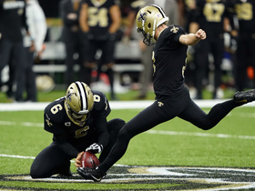 Can't-Miss Play: Lutz's moonshot FG gives Saints walk-off win