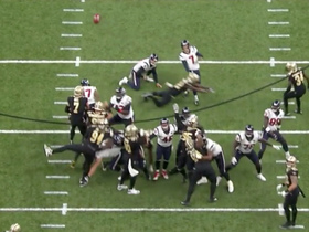 Saints' penalty gives Texans second chance to take the lead with late PAT