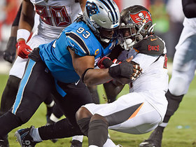 Gerald McCoy makes first tackle vs. former team