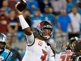 Jameis Winston goes DEEP to Mike Evans for 41 yards