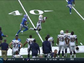 Austin Ekeler fools safety on 35-yard catch