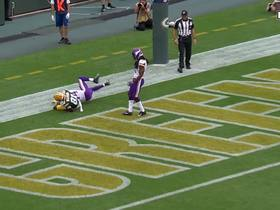 Aaron Rodgers fires rocket to Geronimo Allison for second TD pass