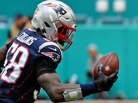 Jamie Collins takes it to the HOUSE for 69-yard pick-six