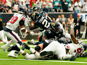 Texans stonewall Fournette on two-point conversion attempt to seal win