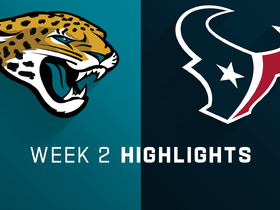Jaguars vs. Texans highlights | Week 2