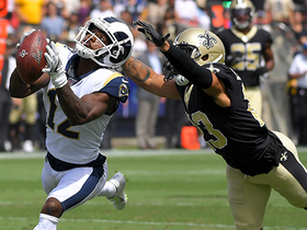 Can't-Miss Play: Jared Goff LAUNCHES to Brandin Cooks for insane 57-yard pass