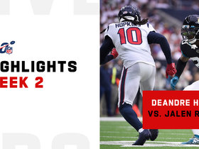 DeAndre Hopkins vs. Jalen Ramsey | Week 2