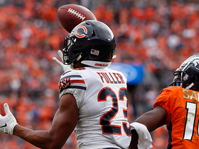 Can't-Miss Play: Kyle Fuller DENIES Broncos points with critical red-zone INT