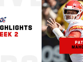 Patrick Mahomes' best throws vs. Raiders | Week 2